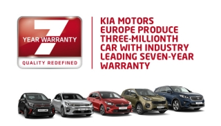 Kia With Industry Leading Seven Year Warranty
