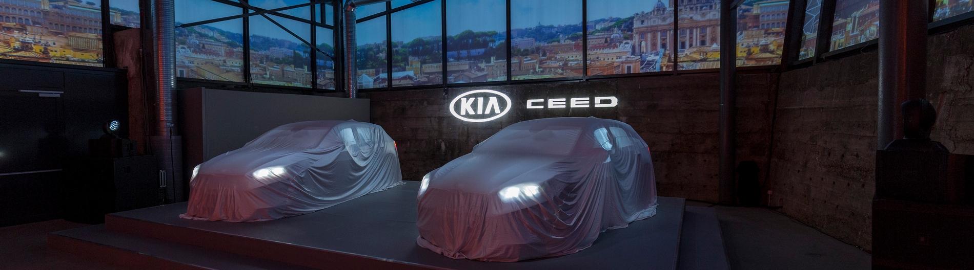 Kia Ceed SUV