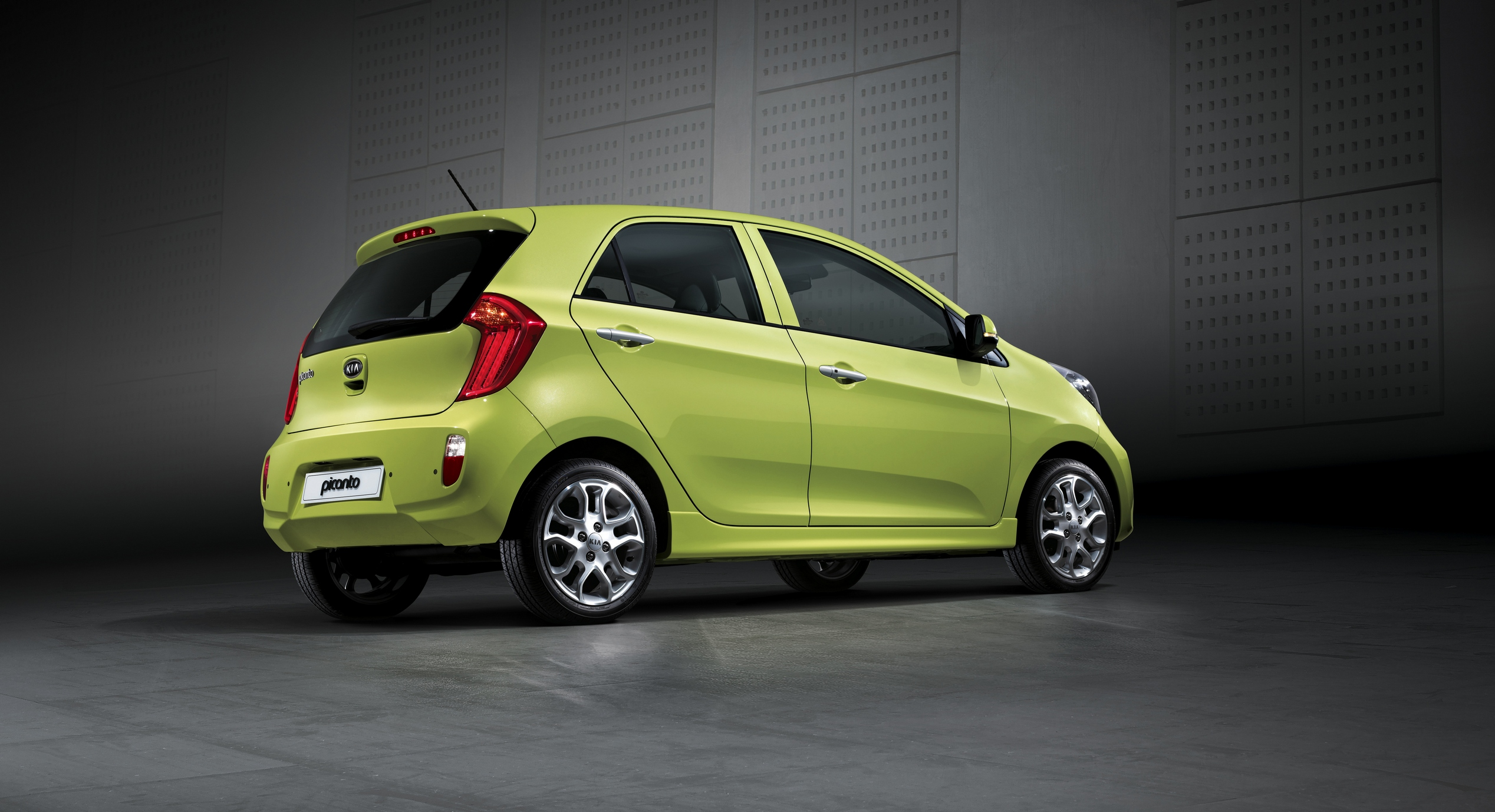 next generation kia picanto a design that s small but grown up. Black Bedroom Furniture Sets. Home Design Ideas
