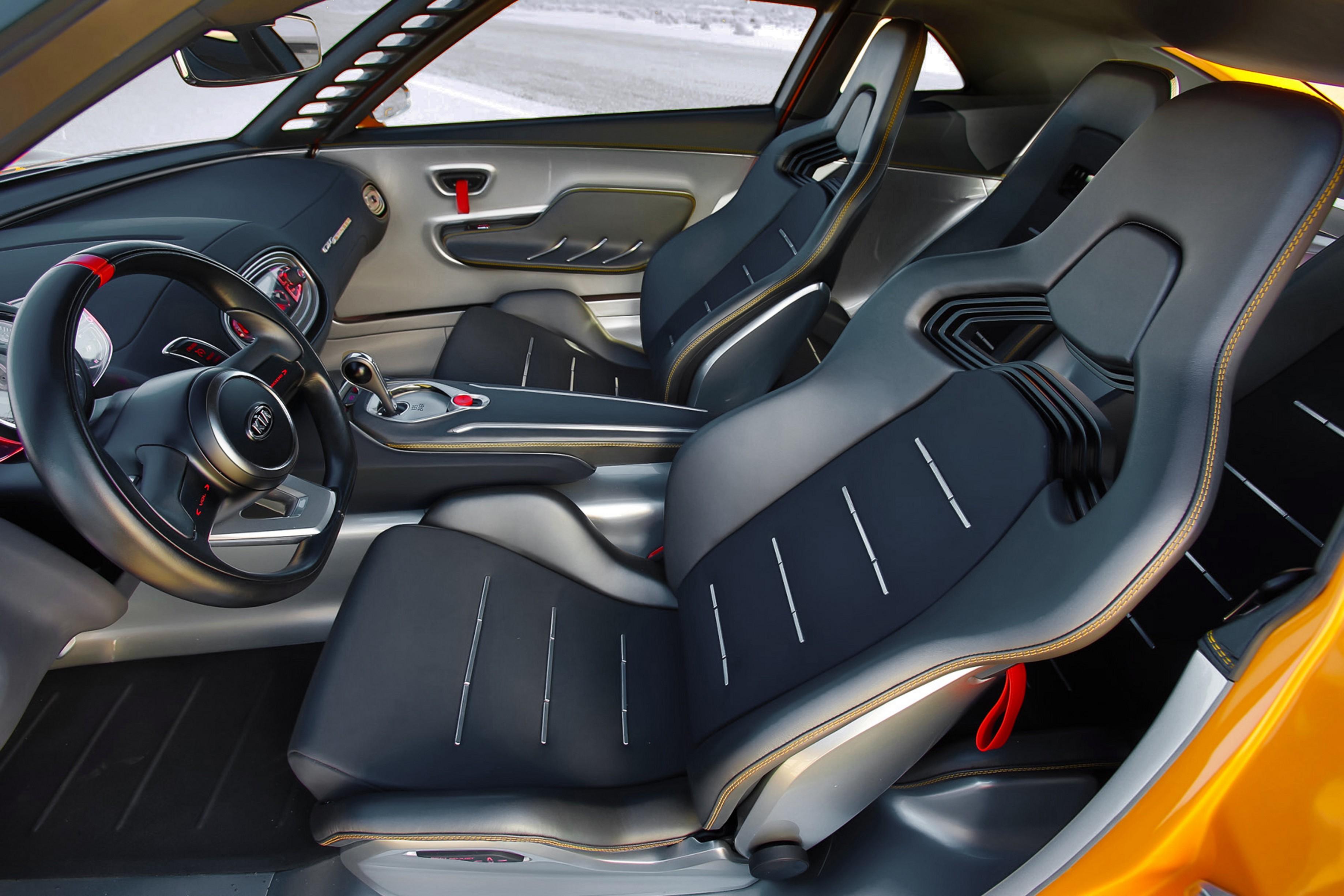 Kia GT4 Stinger concept and 2014 Soul earn International Design ...