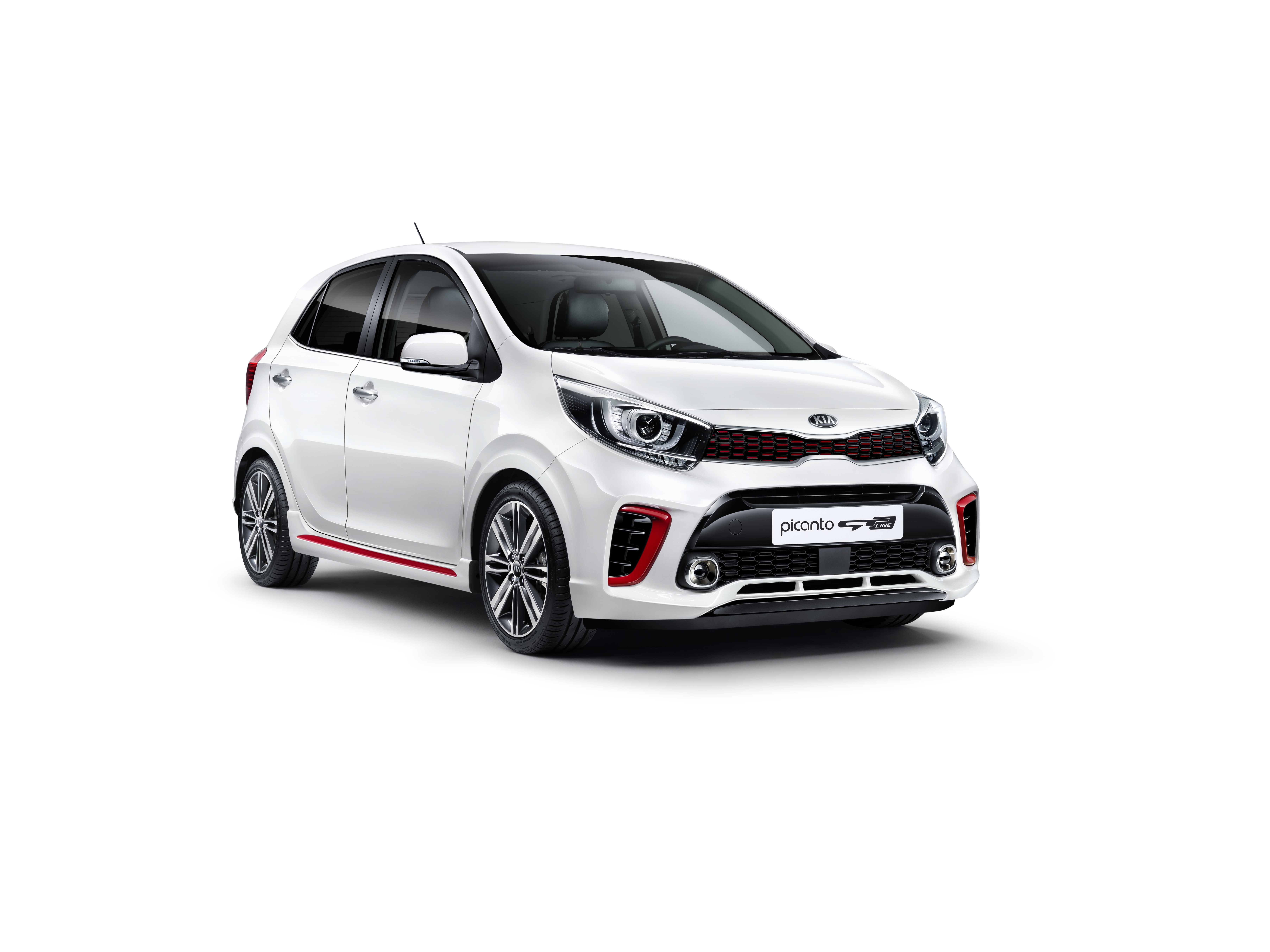 Kia releases first images of all new Picanto