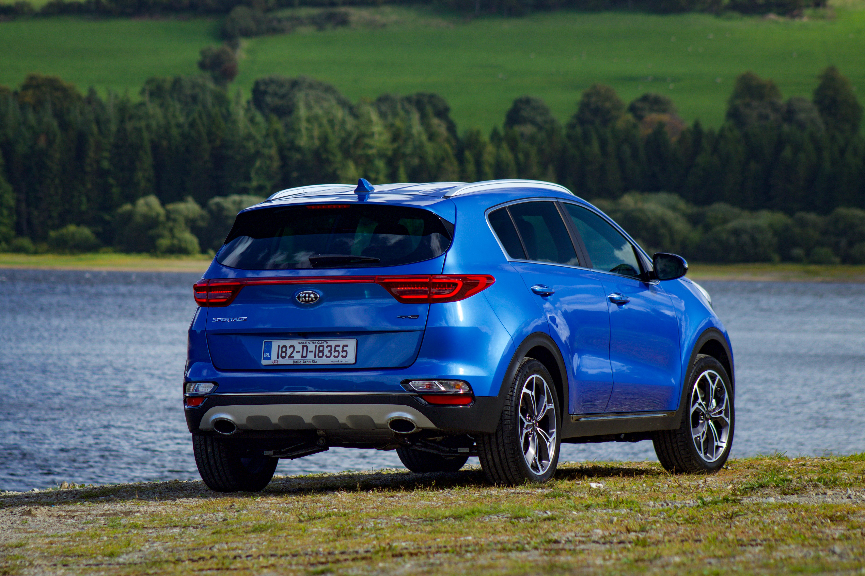 Kia Motors Ireland Launch 2019 Kia Sportage