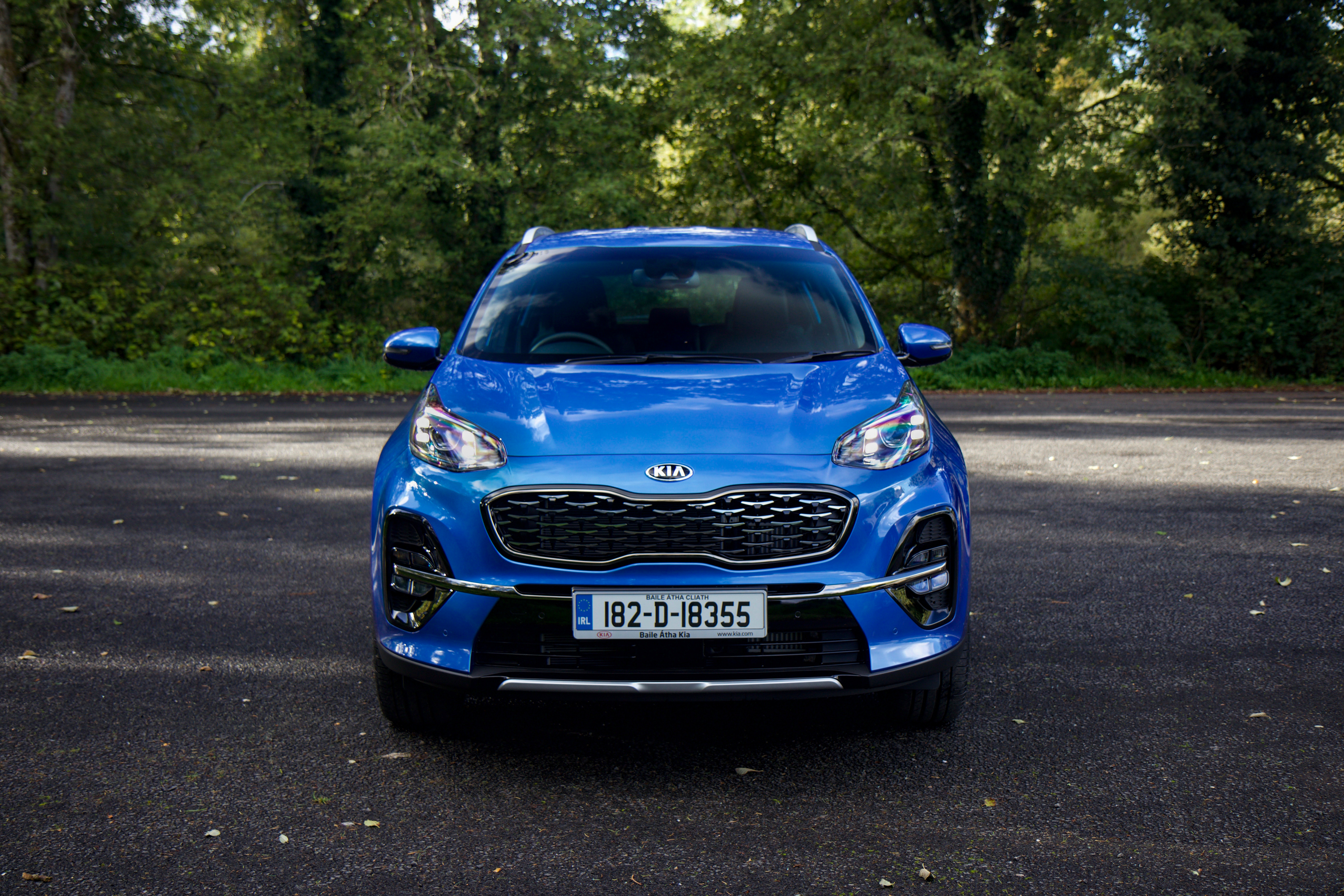 Kia Motors Ireland Launch 2019 Sportage Business Office Industrial Gt Automation Drives Control Line 182 Blue Exterior And Interior Static 093 To Cart